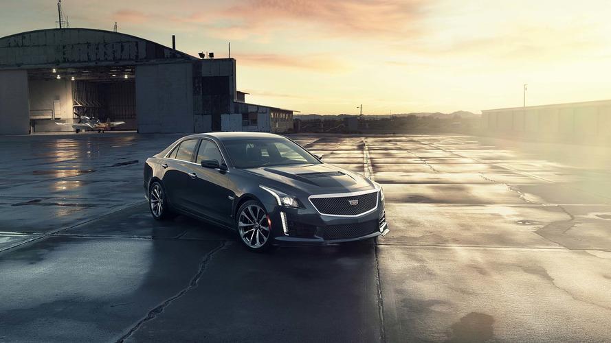 2017 - Cadillac au Salon de Genève