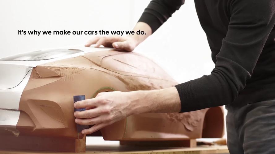 Hyundai'nin reklam filminde görülen yeni bir coupe mi?