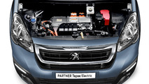 Peugeot Partner Tepee Electric