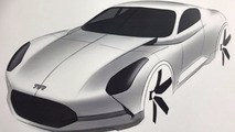 TVR official development sketches