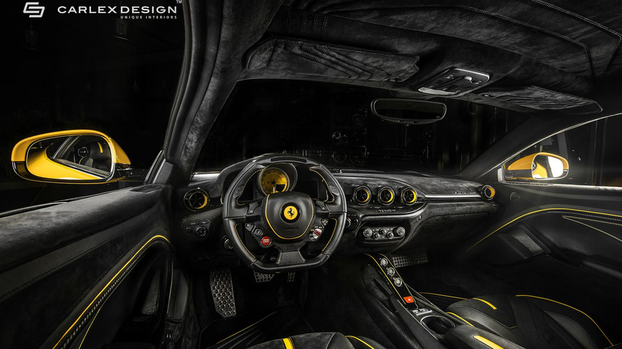 Ferrari F12berlinetta by Carlex Design