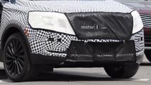 Lincoln MKC Spy Shots