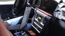 2018 Mercedes-AMG G63 iç mekan casus