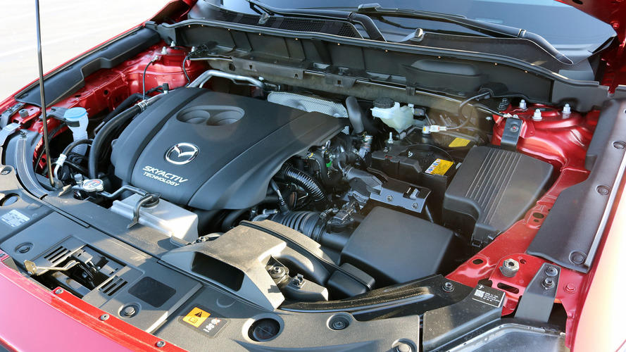 Combustion Engine Not Dead Yet, Mazda Exec Says