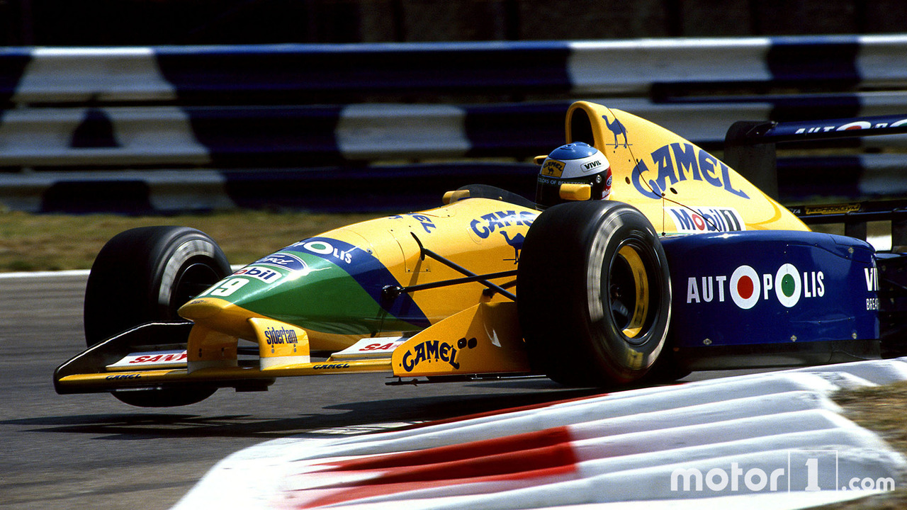 benetton images 1 Benetton formula ltd, commonly referred to simply as benetton, was a formula one constructor that participated from 1986 to 2001 the team was owned by the benetton family who run a worldwide chain of clothing stores of the same name.