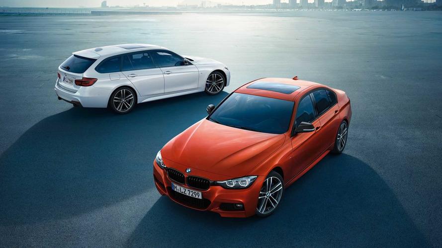 BMW 3 Serisi 3 özel versiyon ve ekstra standart donanımla geldi