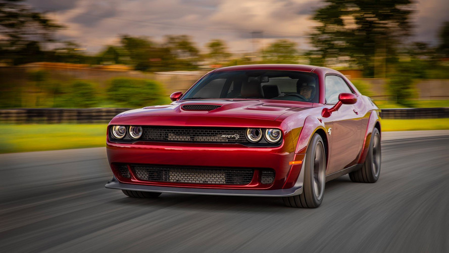 2018 Dodge Challenger SRT Widebody Puts Some Demon In The Hellcat