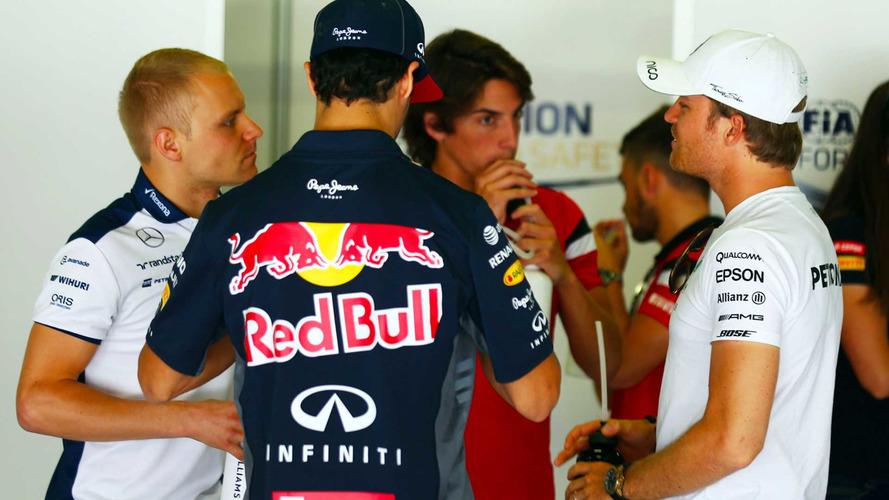 Ricciardo sobre Merhi: