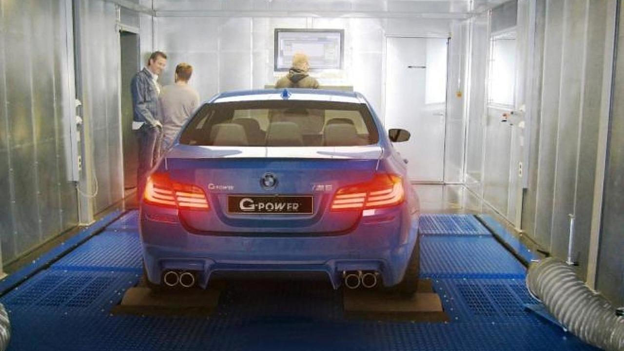 G-Power BMW M5 F10 tuning program teaser, 960, 07.12.2011