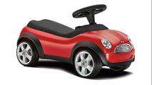 MINI Baby Racer gift item 28.10.2011