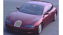 1993 Bugatti EB 112 concept