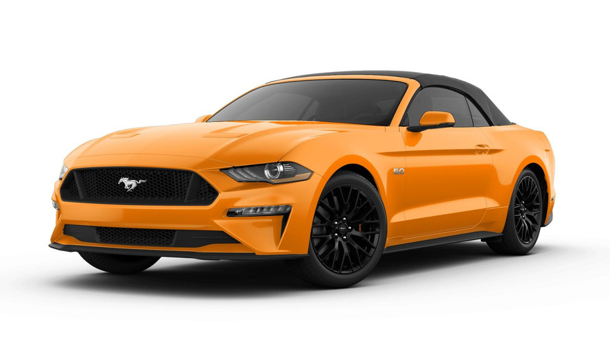 Most Expensive 2018 Ford Mustang Costs $58,760