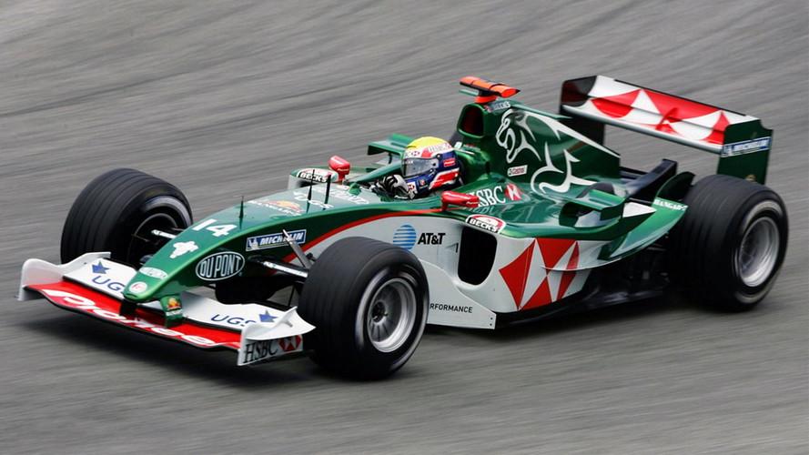 Jaguar Formula One Car Destroyed In Revival Race Series