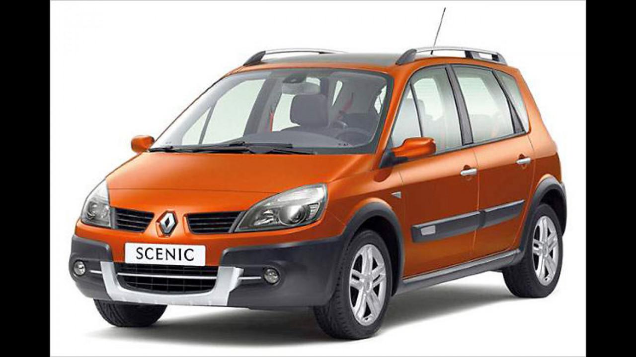 Renault Scénic Conquest