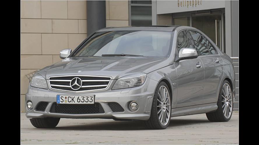 C 63 AMG im Test: Ist das noch eine Mercedes C-Klasse?
