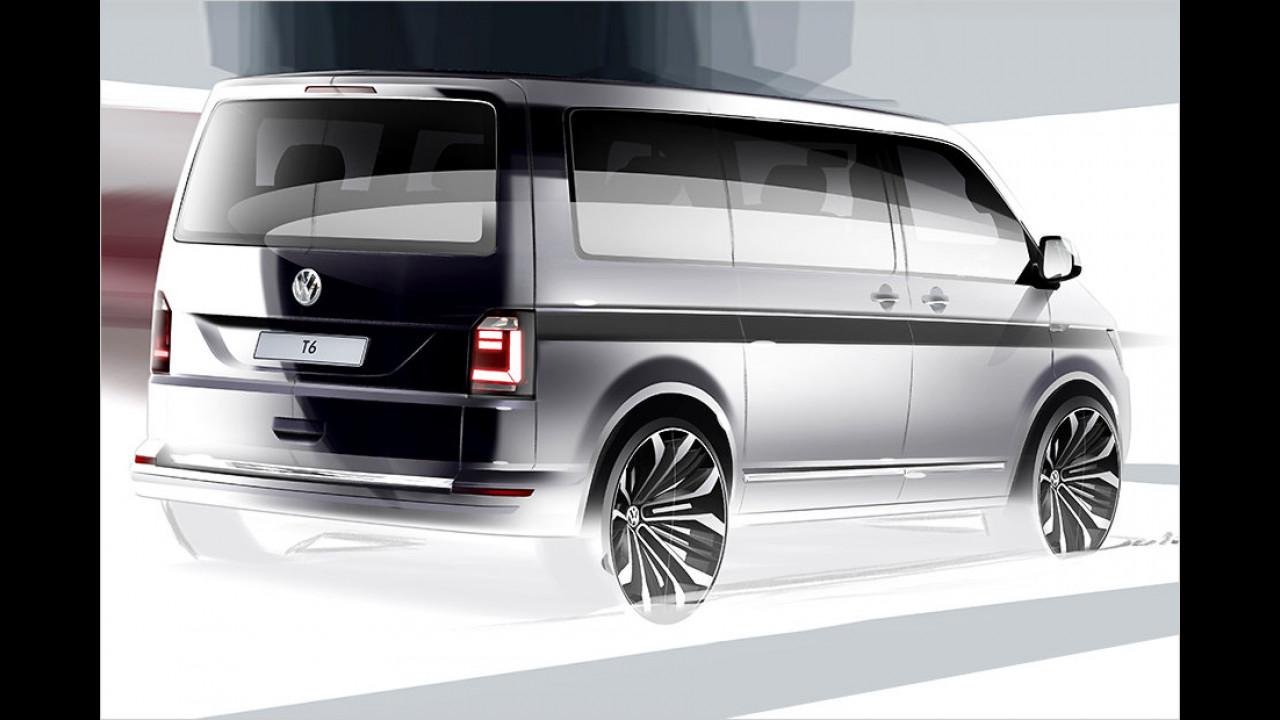 Der neue VW T6