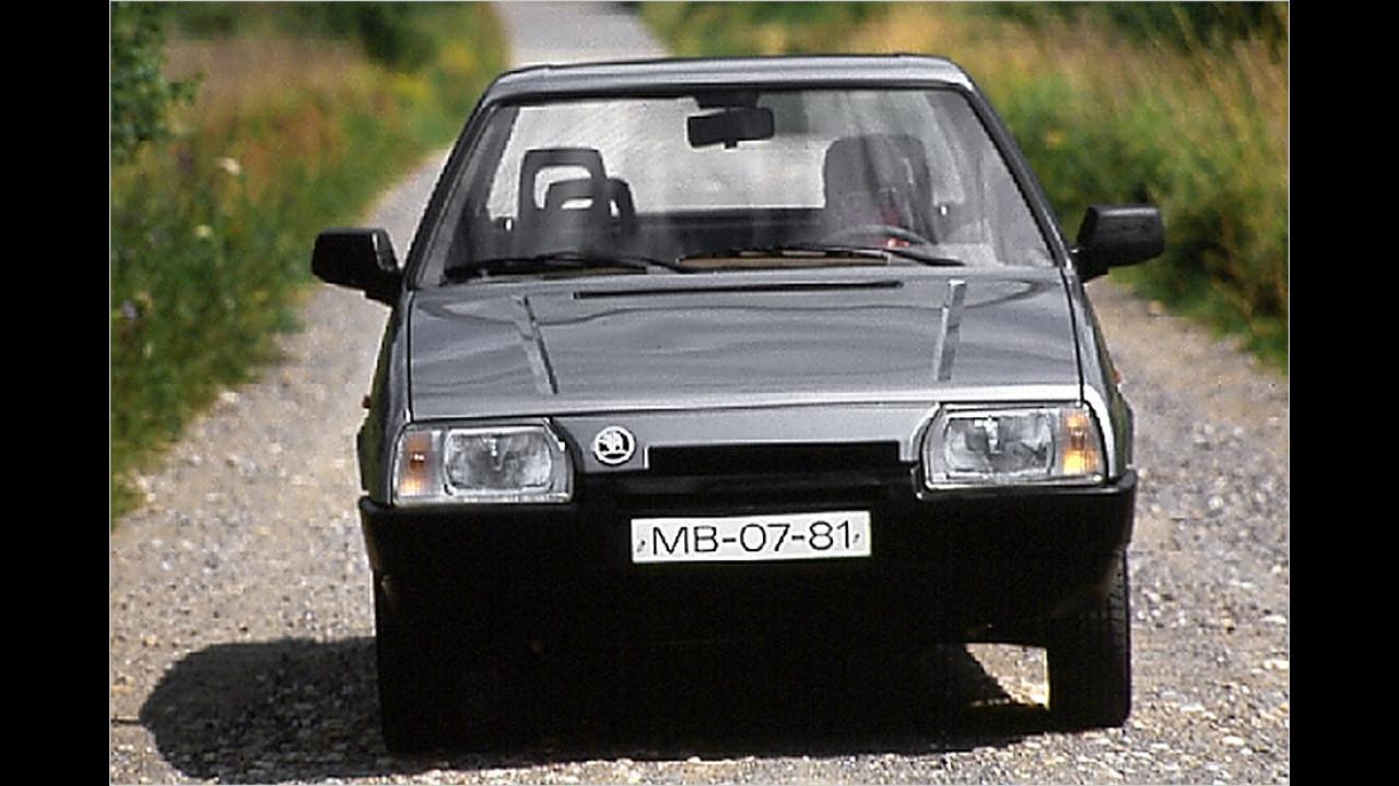 1987: Skoda Favorit