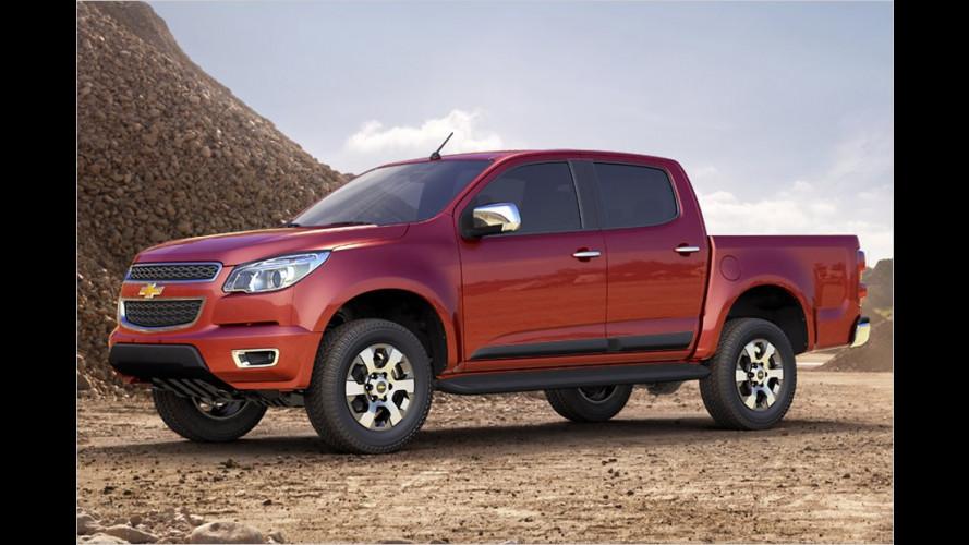 Ein Lastesel für die Welt: Der neue Chevrolet Colorado