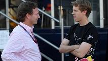 Christian Horner (GBR), Red Bull Racing, Sporting Director, Sebastian Vettel (GER), Red Bull Racing, Turkish Grand Prix, 27.05.2010 Istanbul, Turkey