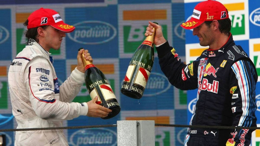 Webber to drive GP3 car, Kubica considers rally