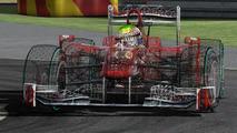 Ferrari Virtual Academy, the first virtual simulator of the Scuderia Ferrari, 10.09.2010