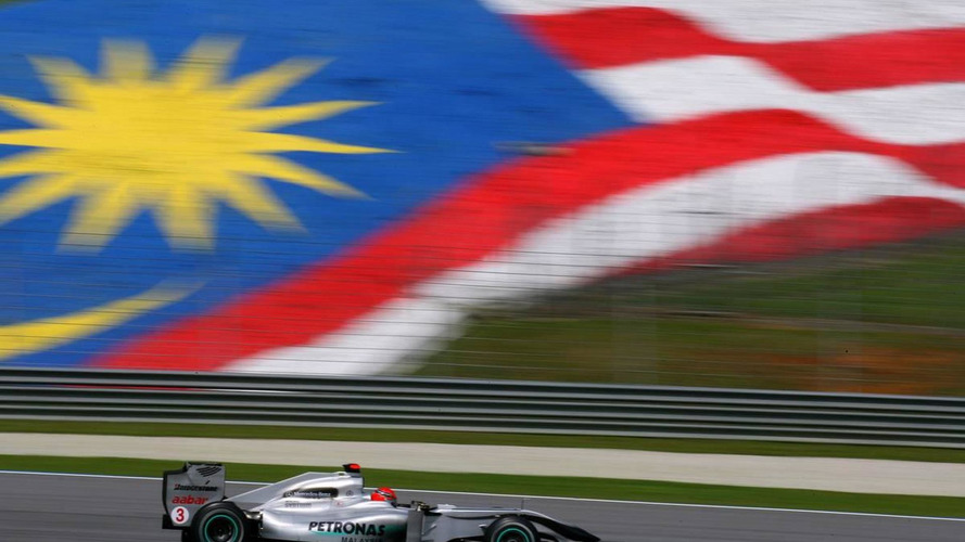 Petronas extends Malaysian GP naming deal