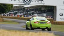 Jaguar XKR Goodwood Special approved for production - sets Nurburgring time of 7min 58sec