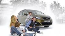 2011 SEAT Alhambra 19.04.2010