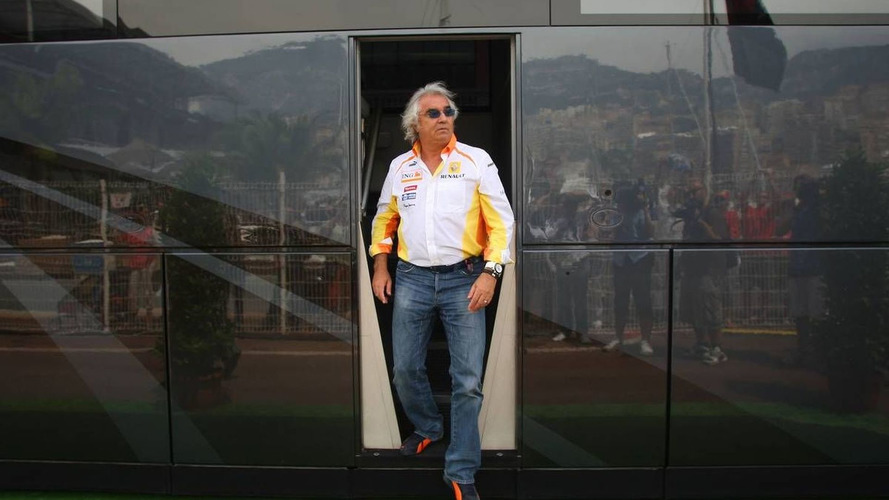Briatore to return to F1 in 2013 - report