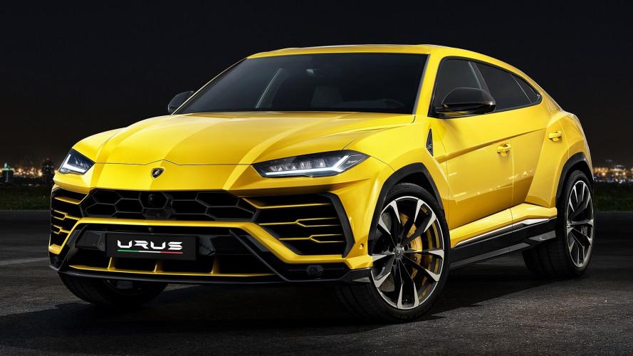 Lamborghini Urus, il SUV più veloce