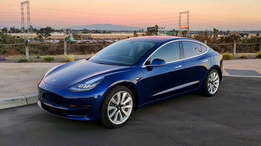 Essai Tesla Model 3 - Premières impressions au volant