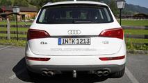 2012/2013 Audi SQ5 (Q5 S) spied testing 24.08.2011
