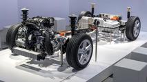 BMW 2-Series Active Tourer plug-in hybrid prototype unveiled