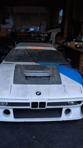 First alleged BMW M1 prototype appears briefly on eBay