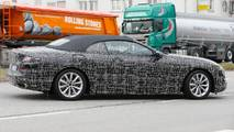 BMW 8 Serisi Cabrio casus fotoğraf