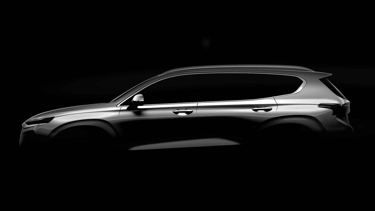 Neuer Hyundai Santa Fe