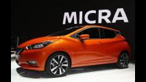 Kia Rio, Nissan Micra e Citroen C3 a Parigi 2016 013