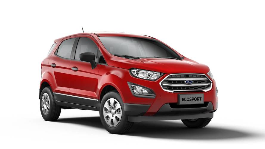 Ford EcoSport SE Direct é lançado por R$ 68.690 para PCD e vendas diretas