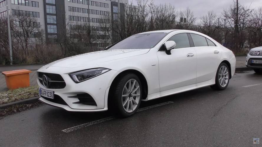 Undecided About Mercedes CLS' Design? Maybe This Video Will Help