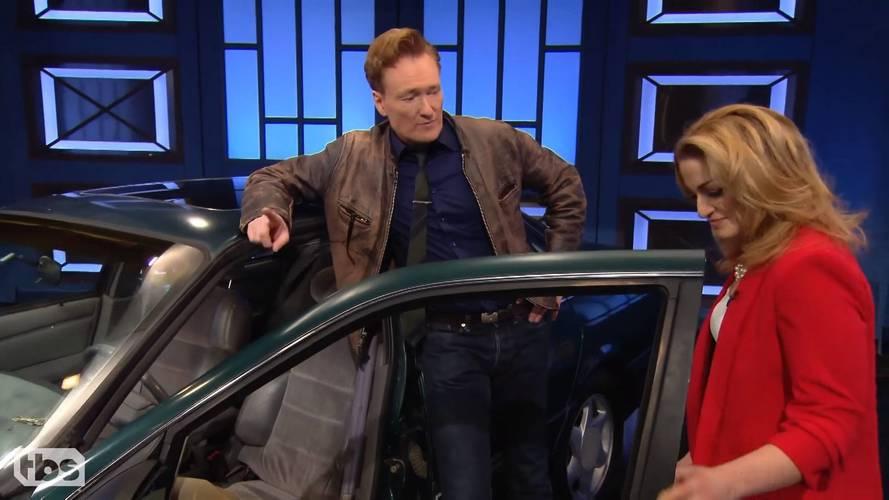 Conan O'Brien Ford Taurus SHO