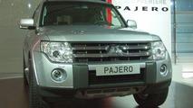 New Mitsubishi Pajero Launched in Japan