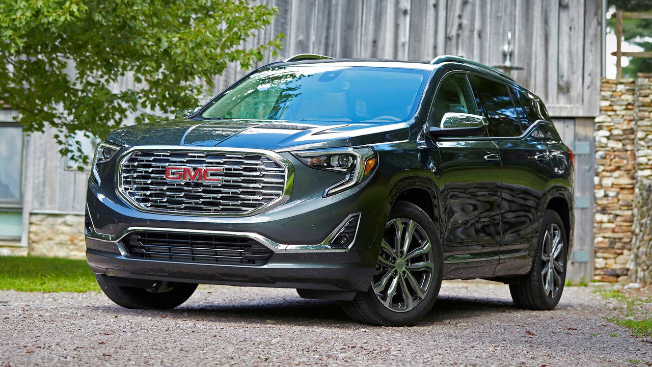 2018 gmc terrain first drive find new terrain for Gmc motors near me