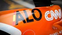 Fernando Alonso McLaren 2017