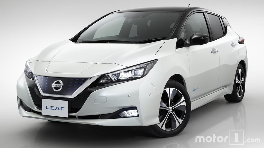 Nissan announces prices for new Leaf EV
