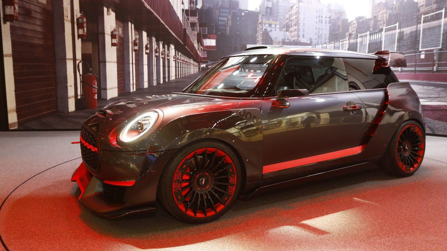 [VİDEO] Mini John Cooper Works GP konsepti