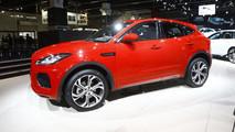 2018 Jaguar E-Pace Revealed