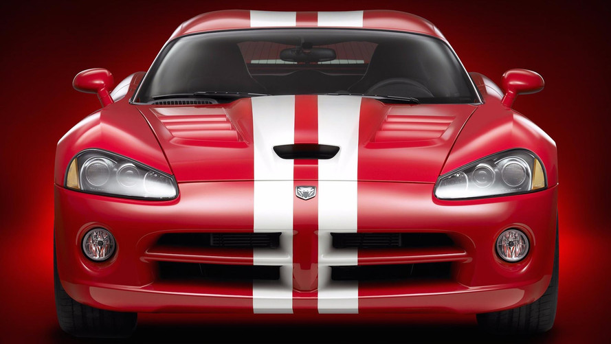 Dodge Viper Through The Years Mega Gallery