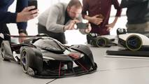 McLaren Ultimate Vision GT Scale Model