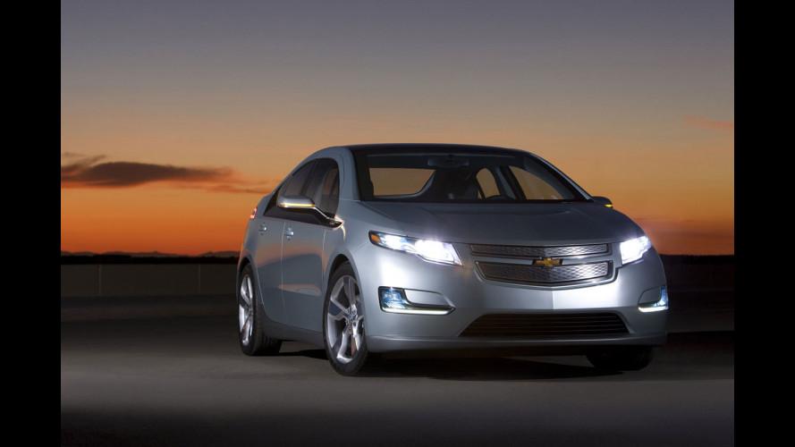 La Chevrolet Volt bada all'ecologia anche nella costruzione