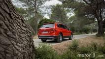 Volkswagen Tiguan Allspace, primera prueba